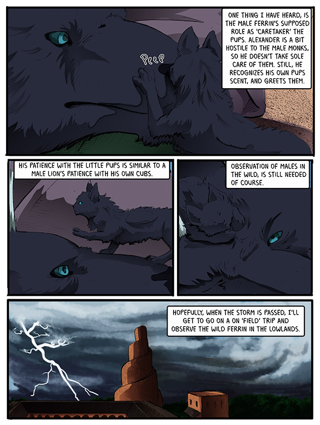 The Ferrin – Page 18 – Chapter 2