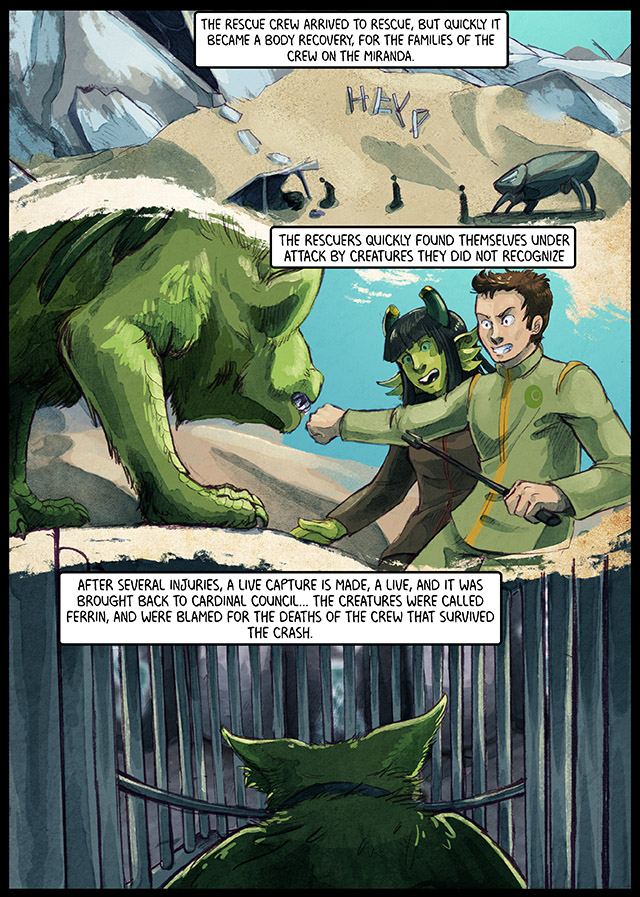 The Ferrin – Chapter 1 Redux – Page 2