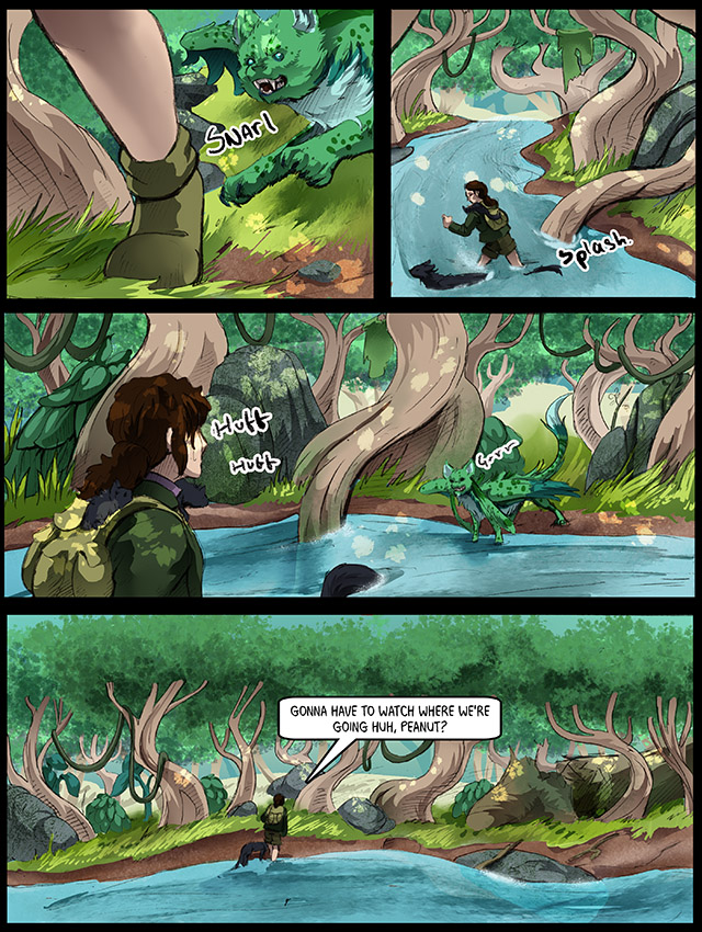 The Ferrin – Chapter 3 – Page 12