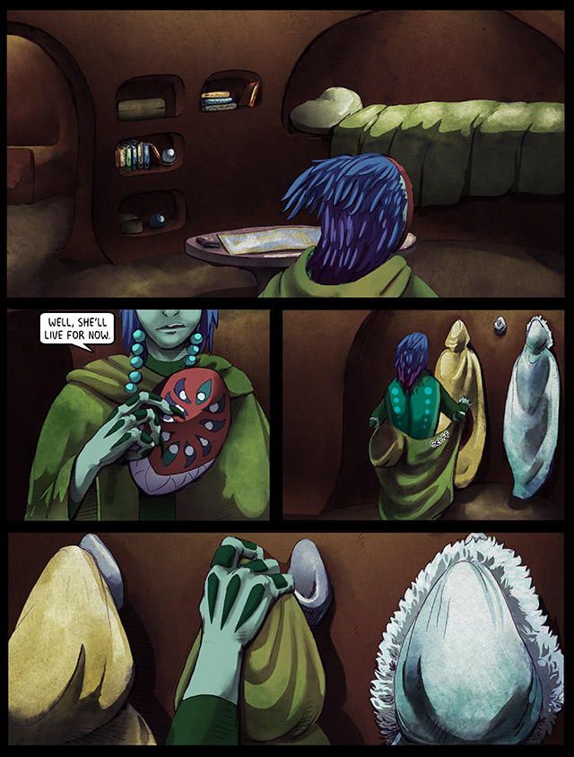 The Ferrin – Chapter 4 – Page 14