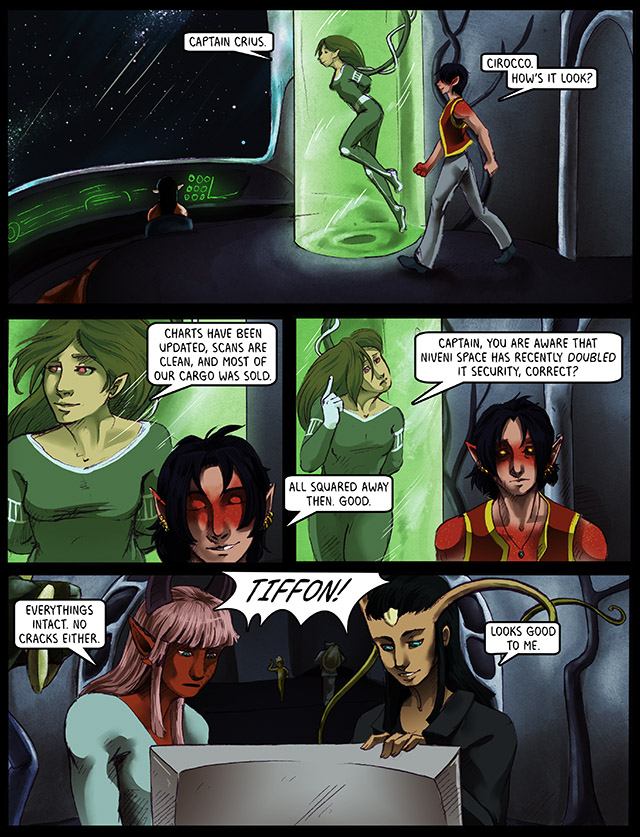 The Ferrin – Chapter 5 – Page 4