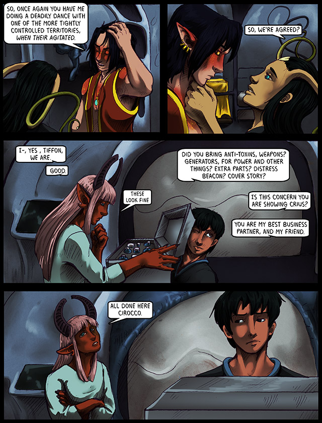 The Ferrin – Chapter 5 – Page 6