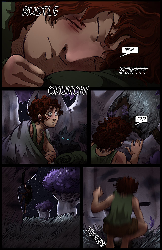 The Ferrin – Chapter 8 – Page 2