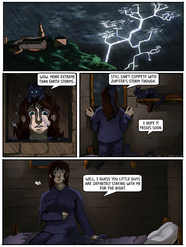 The Ferrin – Chapter 2 – Page 9