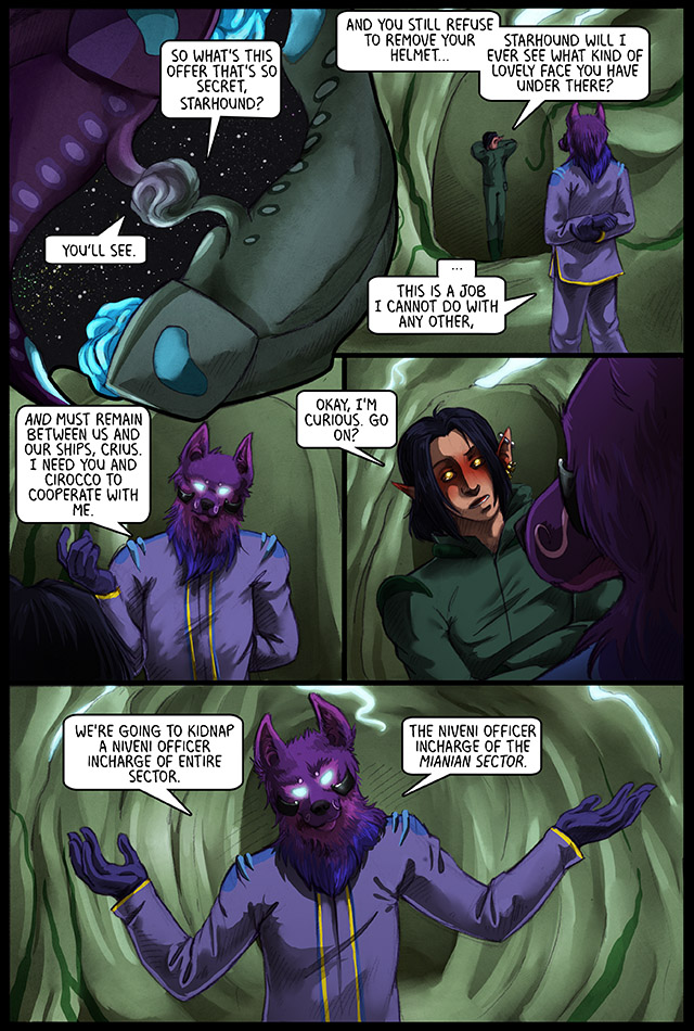 The Ferrin – Chapter 9 – Page 11