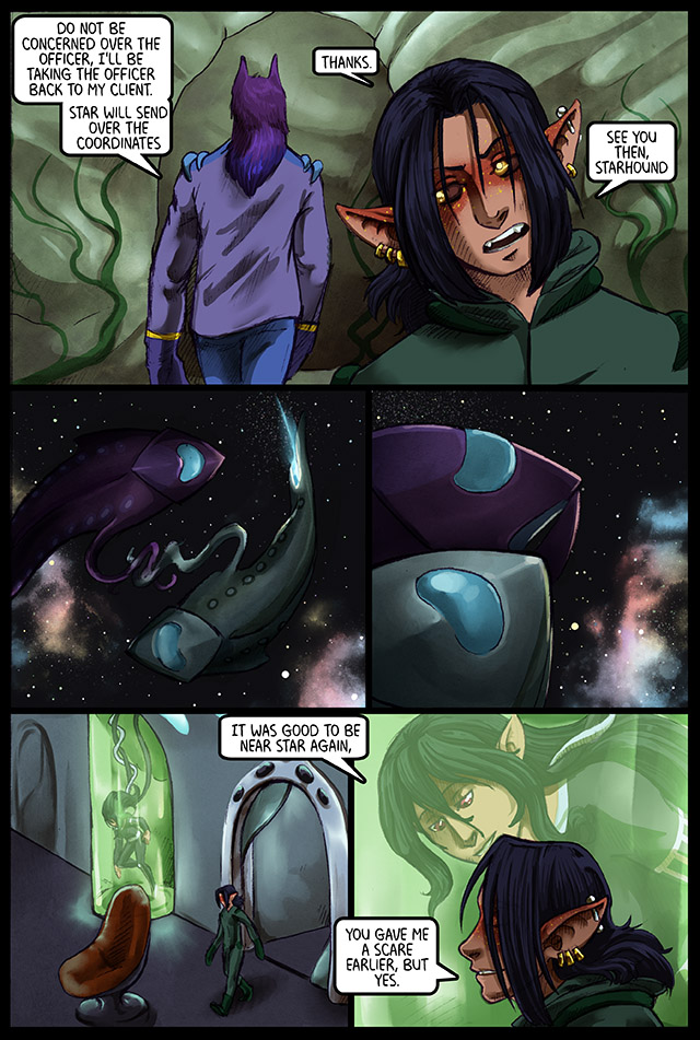The Ferrin – Chapter 9 – Page 15