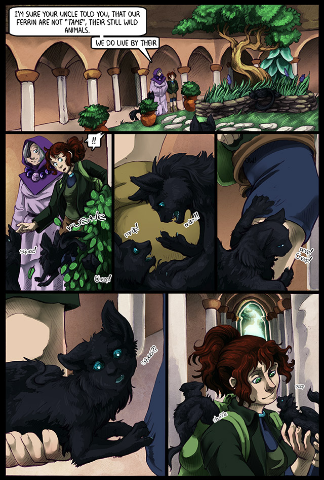 The Ferrin – Chapter 1 – Page 10