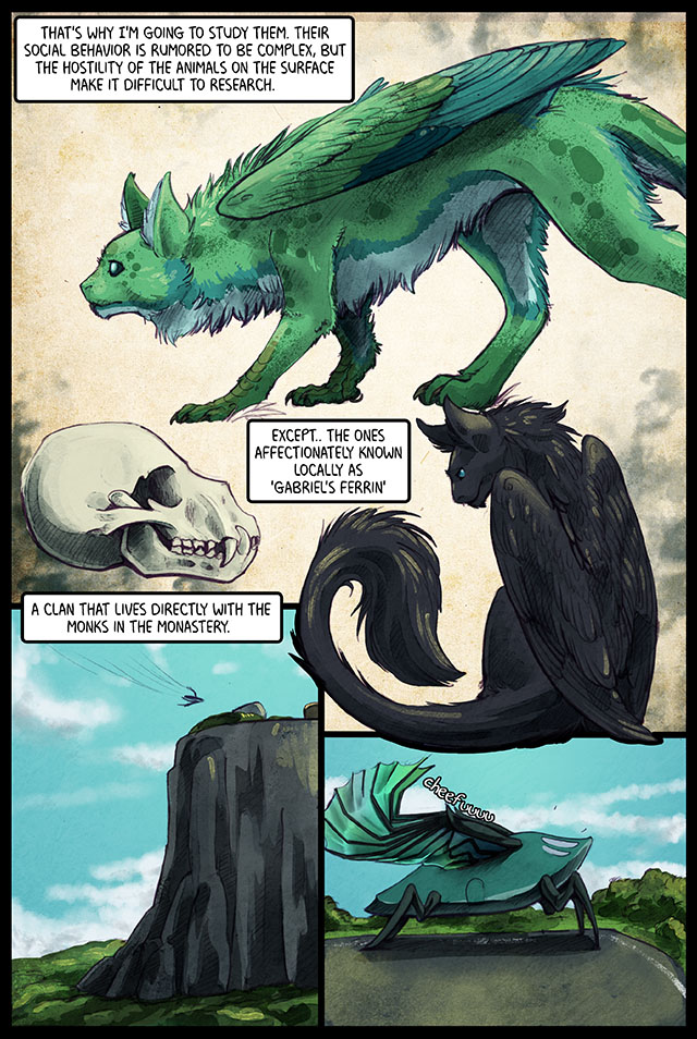 The Ferrin -Chapter 1 – page 6