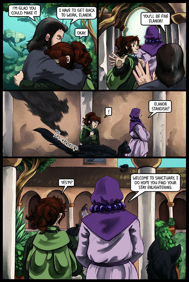 The Ferrin – Chapter 1 –  Page 9