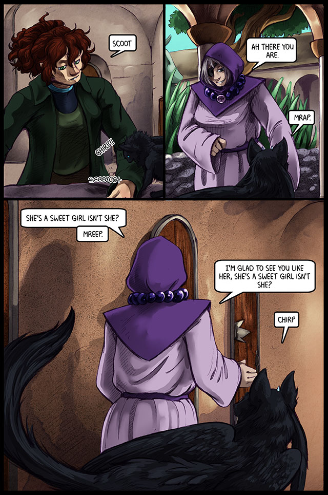 The Ferrin – Chapter 1 – Page 15