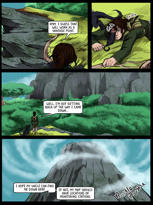 The Ferrin – Chapter 3 – Page 7