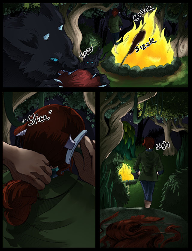 The Ferrin – Chapter 4 – Page 2