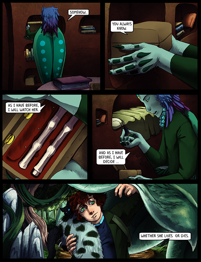The Ferrin – Chapter 4 – Page 16