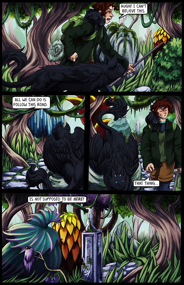 The Ferrin – Chapter 6 – page 1