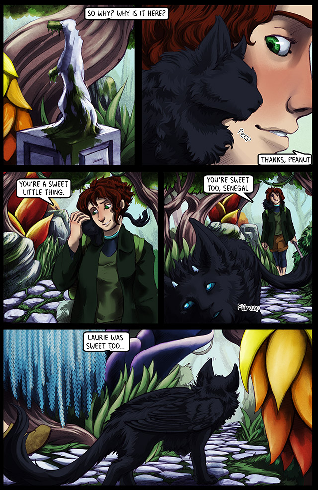 The Ferrin – Chapter 6 – Page 2