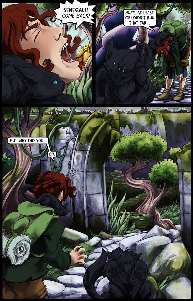 The Ferrin – Chapter 6 – Page 4
