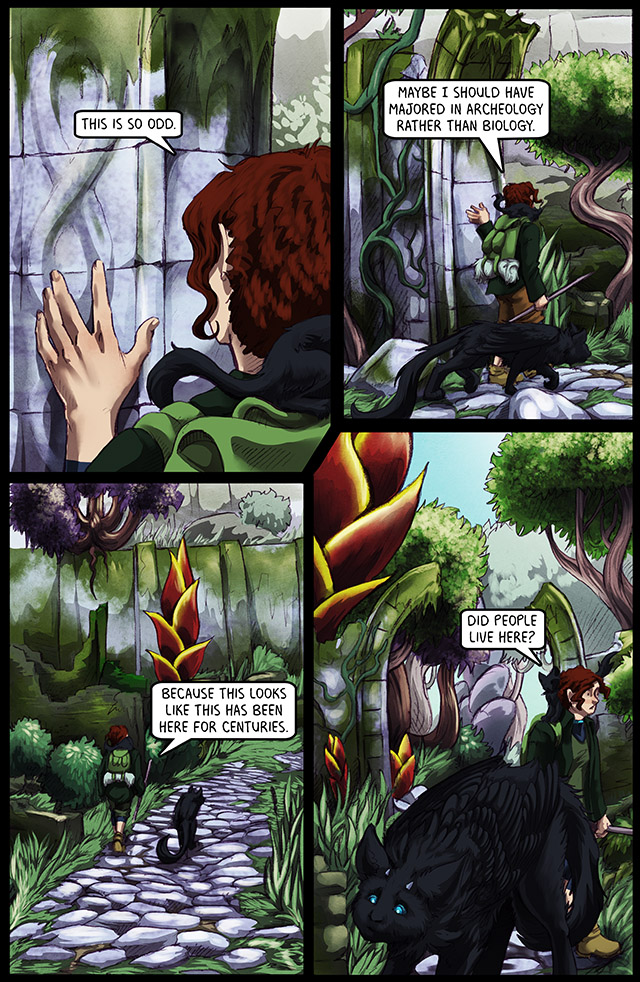 The Ferrin – Chapter 6 – Page 5