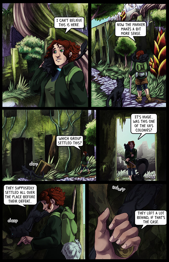 The Ferrin – Chapter 6 – Page 8