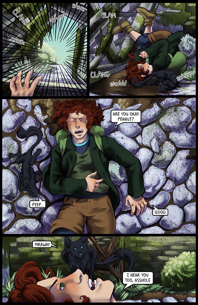 The Ferrin – Chapter 6 – Page 12