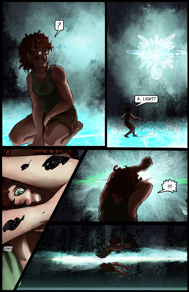 The Ferrin – Chapter 8 – Page 9